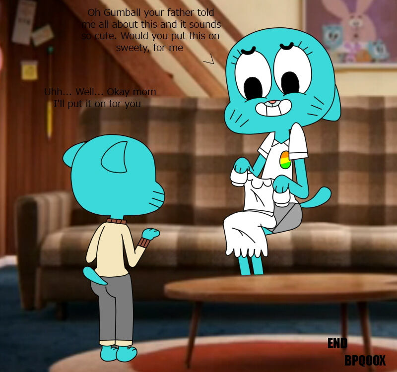 amazing cream of the ice world gumball Hentai 2d video games 4chan