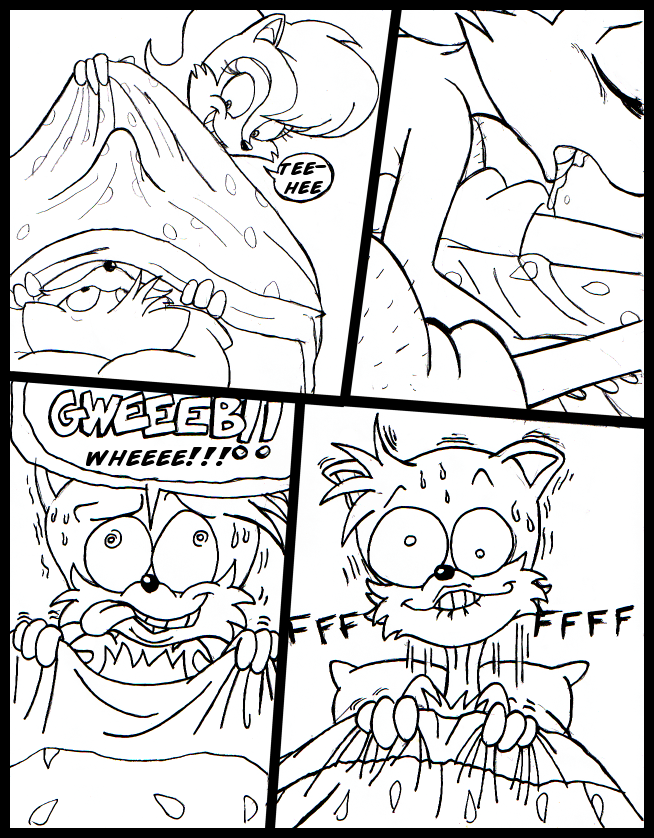 and sonic amy sex comic Reggie the mouse