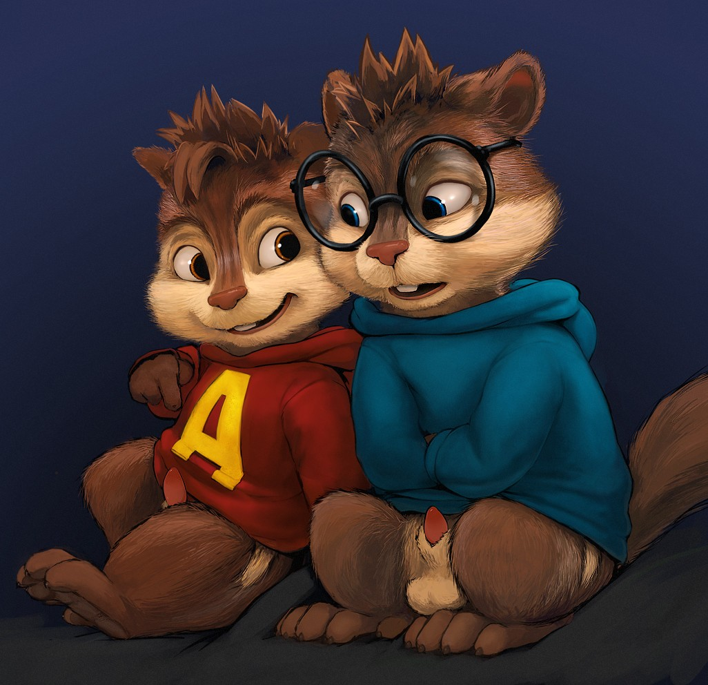 and alvin the chipmunks eleanor Party rockers in the house meme