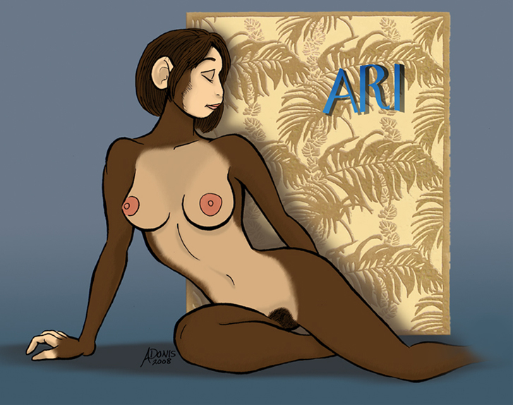 dawns temple five of the Clash of clans nude archer