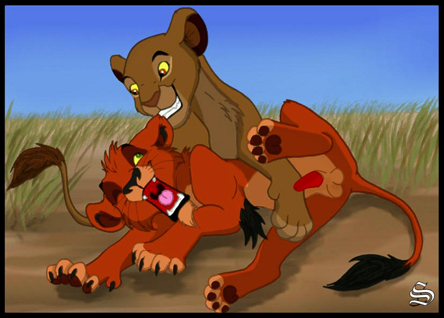 lion sarafina is the king who in Forced to swallow cum gif