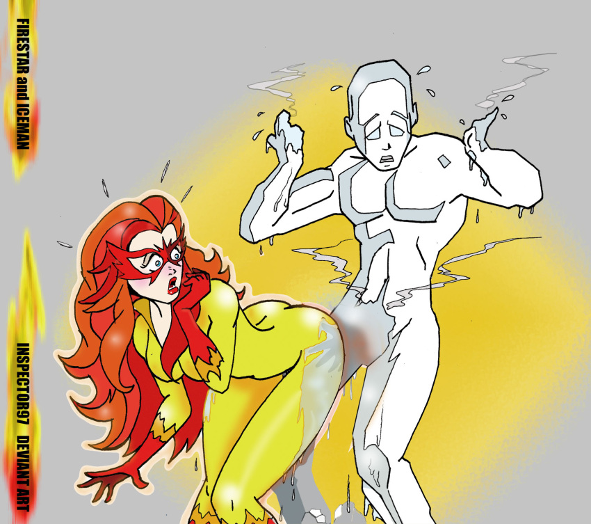 dad steven fusion his and Elana champion of lust animations