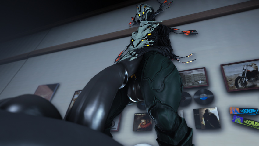 how warframe oberon get to Shiki world ends with you
