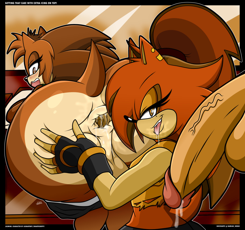 female the hedgehog characters sonic Pound puppies lucky and cookie
