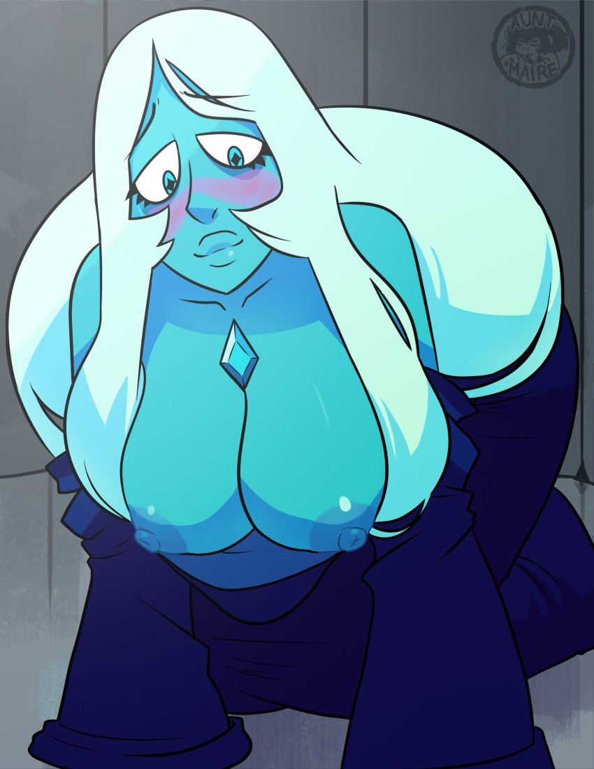 blue universe steven lace agate Tiff kirby right back at ya