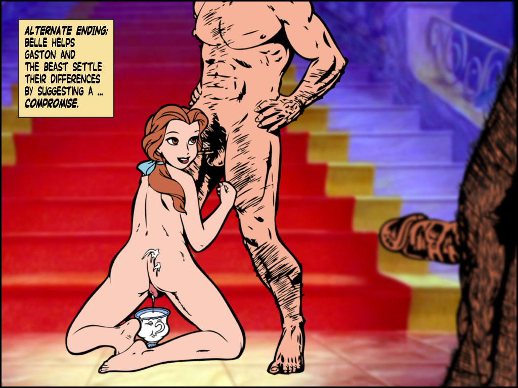naked boy raven and beast Pump-a-rum