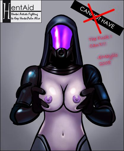 tali vas zorah face normandy Trials in tainted space angels